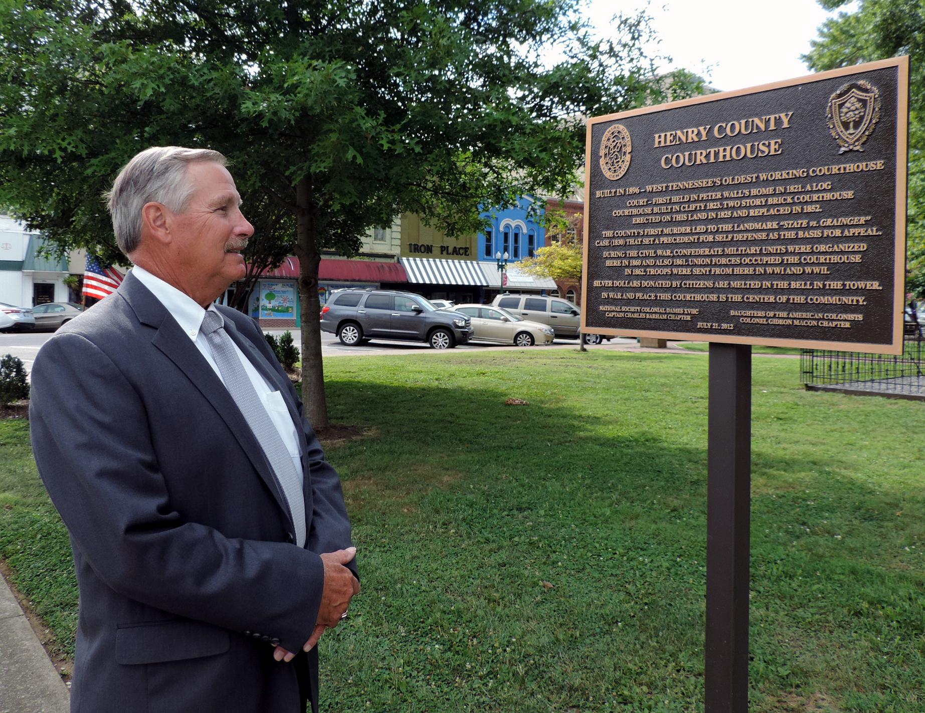 Henry County History