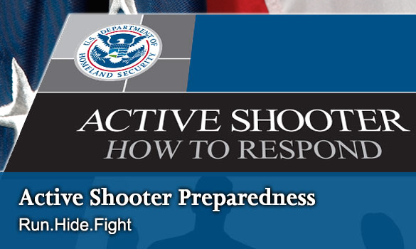 Active Shooter Preparedness Training Resources Official